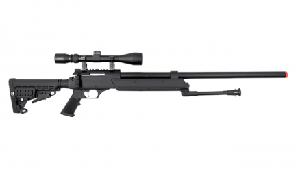 Well MB13 Sniper Rifle Review